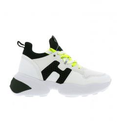 hogan nouveautés sneakers Sneakers InteractionHF INTERACTION - CUIR ET NÉOPRÈN