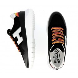 hogan nouveautés sneakers Sneakers Interactive 3HF INTERACTIVE3 (1) - CUIR ET TO