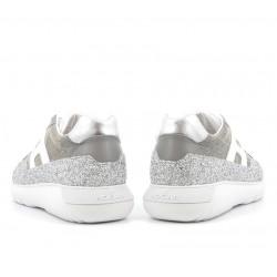 hogan nouveautés sneakers Sneakers Interactive 3HF INTERACTIVE3 (1) - CUIR, TOIL