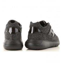 hogan nouveautés sneakers Sneakers Interactive 3HF INTERACTIVE3 (1) - GLITTERS -