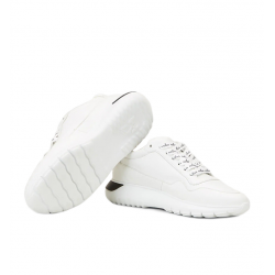hogan nouveautés sneakers Sneakers Interactive 3HF INTERACTIVE3 - CUIR - BLANC E
