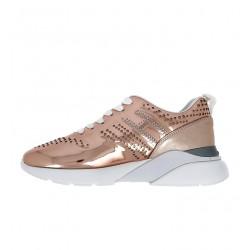 hogan promotions sneakers Sneakers Active OneHF ACTIVE ONE 1 - CUIR MIROIR -