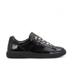 hogan nouveautés sneakers hf h365HF H365 - VERNIS - NOIR