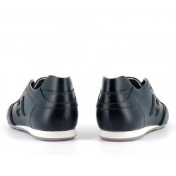 hogan sneakers Sneakers OlympiaHF OLYMPIA - CUIR - BLEU (2)