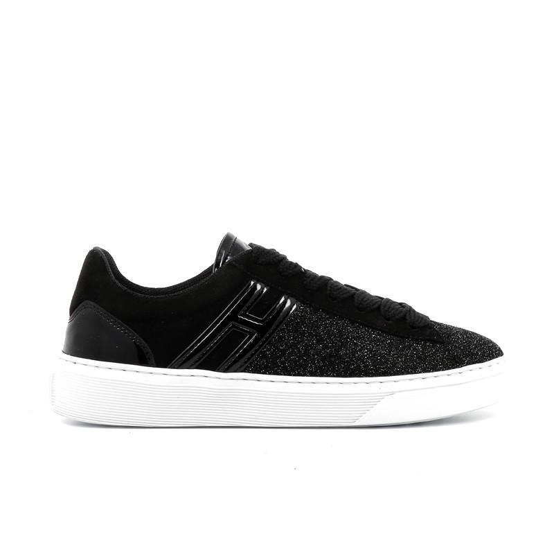 hogan sneakers Sneakers H365HF H365 - GLITTER ET NUBUCK - NO