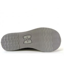 hogan sandales Sandales H222ELIA CROISE 2 - CUIR ET NUBUCK -