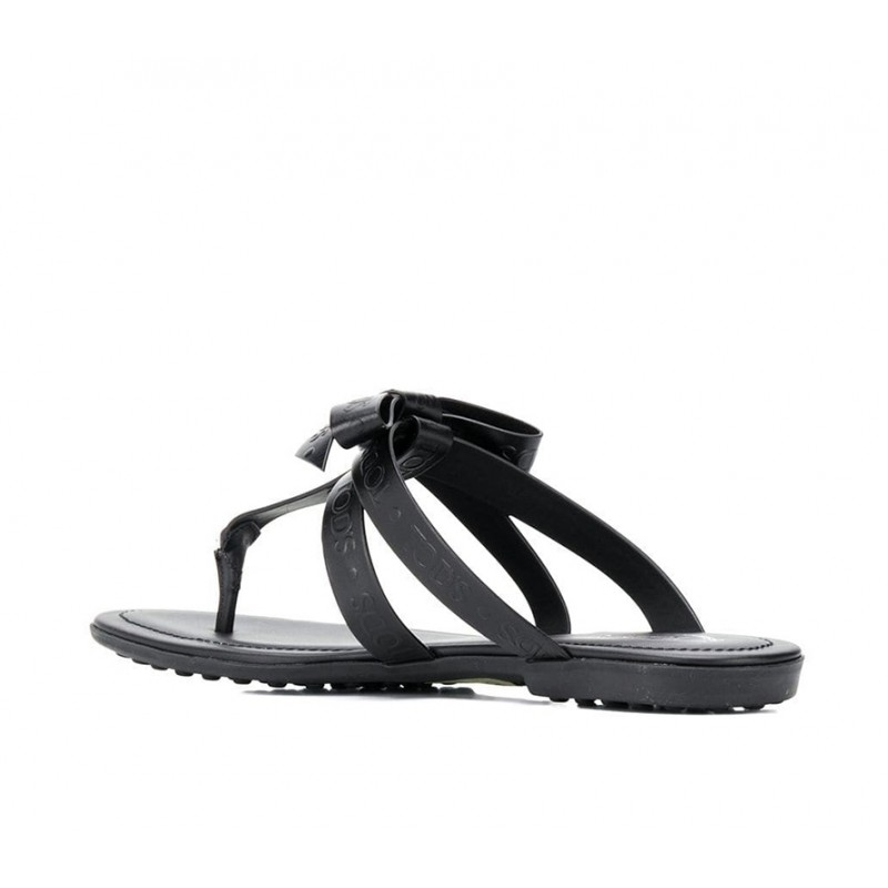tod's sandales SandalesTONGA - CUIR - NOIR