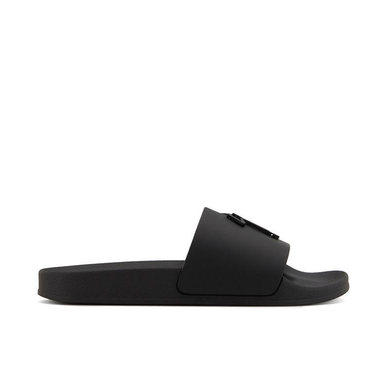 giuseppe zanotti sandales Flip FlopGZ H CLAQUETTE (1) - PVC - NOIR