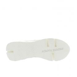 pierre hardy nouveautés sneakers Sneakers Trek CometPHH LX01 COMET - CUIR, TOILE ET