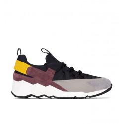 pierre hardy nouveautés sneakers Sneakers Trek CometPHH LX01 COMET - NUBUCK ET NÉOPR