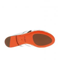 santoni nouveautés sandales SandalesSANTONI F BRIGITTE 2 - CUIR SOUP