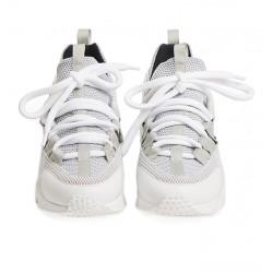 pierre hardy nouveautés sneakers Sneakers Trek CometPHF COMET F - CUIR,TOILE ET NÉOP