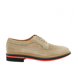 paul smith nouveautés derbies et richelieus Derby ChasePS DERB CHASE - NUBUCK - SABLE