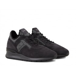 tod's promotions sneakers SneakersRUN NEW - NUBUCK ET TISSUS - ANT