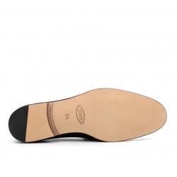 tod's mocassins et slippers MocassinsPEMOC - NUBUCK - MARINE