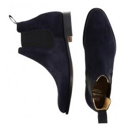 church's nouveautés boots et bottillons houstonHOUSTON - SUEDE - BLUE