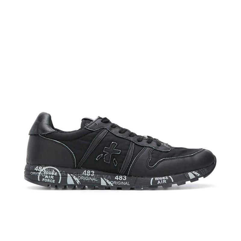 premiata sneakers Sneakers EricPREMIATA H ERIC - CUIR ET TOILE