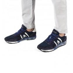 premiata nouveautés sneakers Sneakers EricPREMIATA H ERIC - NUBUCK ET TOIL