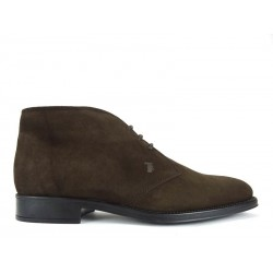 tod's boots et bottillons BottinesBASTILL - NUBUCK - MARRON