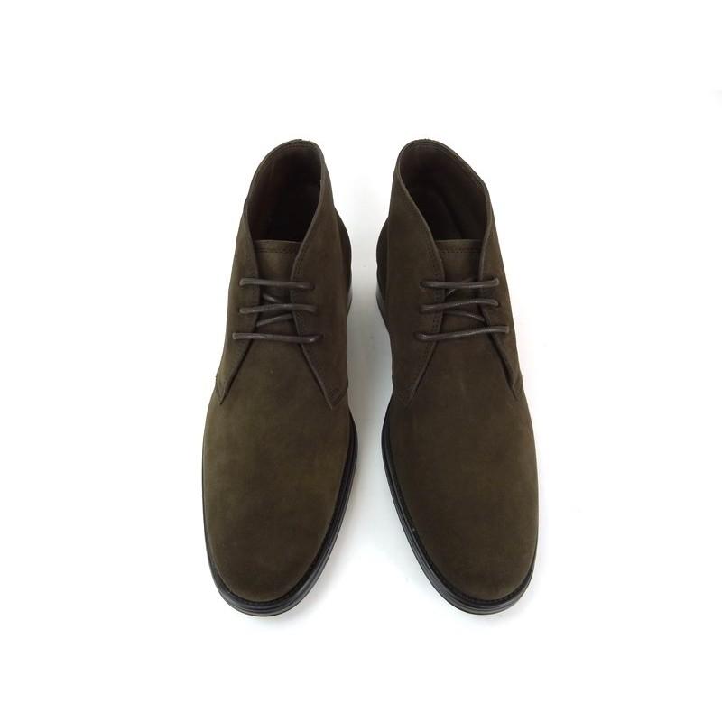 tod's promotions boots et bottillons BottinesBASTILL - NUBUCK - MARRON