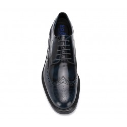 hogan promotions derbies et richelieux DerbyBARBER NEW FLECHE 3 - CUIR GLACÉ