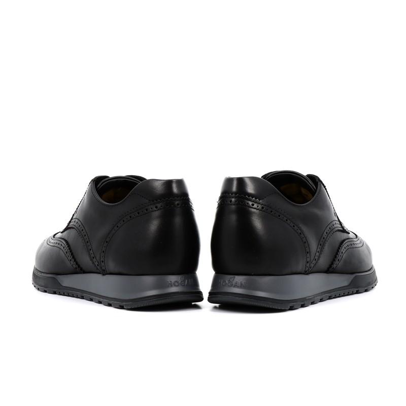 hogan promotions sneakers SneakersBARBIZ - CUIR - NOIR