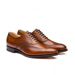 church's derbies et richelieux Richelieux BerlinBERLIN - CUIR NATURAL CALF - WAL