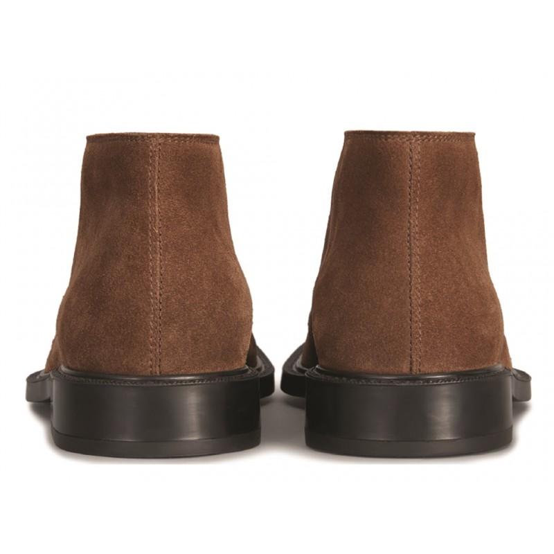 tod's promotions boots et bottillons BottinesBASTILL 2 - NUBUCK - NOISETTE