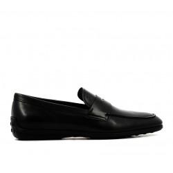 tod's mocassins et slippers MocassinsBRYAN 2 - CUIR - NOIR