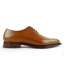 crockett & jones derbies et richelieux Richelieux AlexC&J ALEX - CUIR - MAHOGANY