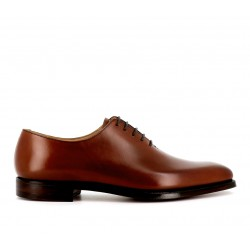 crockett & jones derbies et richelieux Richelieux AlexC&J ALEX - CUIR - BRACKEN
