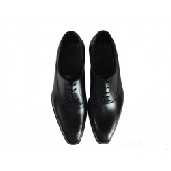 crockett & jones promotions derbies et richelieux Richelieux Beaumont 2C&J BEAUMONT 2 - CUIR - NOIR