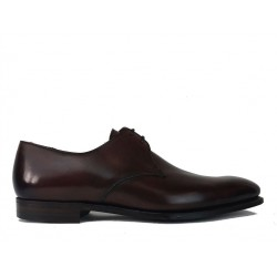 crockett & jones promotions derbies et richelieux Derby Barstow 2C&J BARSTOW 2 - CUIR ANTIQUE - C