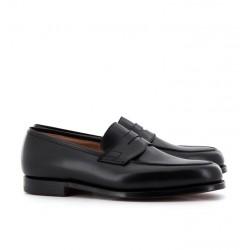 crockett & jones mocassins et slippers Mocassins GranthamC&J GRANTHAM - CUIR - BLACK (STO