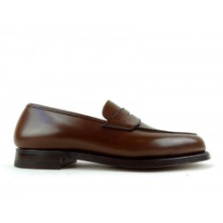 crockett & jones mocassins et slippers Mocassins GranthamC&J GRANTHAM - CUIR - BRACKEN