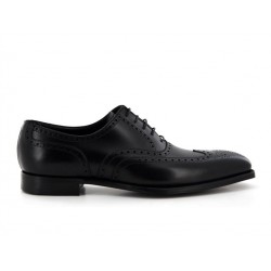 crockett & jones derbies et richelieux Richelieux FairfordC&J FAIRFORD - CUIR - NOIR (STOC