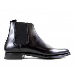 crockett & jones promotions boots et bottillons Boots CowdrayC&J COWDRAY - CUIR - NOIR