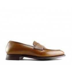 crockett & jones nouveautés mocassins Mocassins CrawfordC&J CRAWFORD - CUIR - TAN