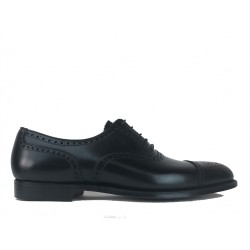 crockett & jones promotions derbies et richelieux Richelieux YeovilC&J YEOVIL - CUIR - BLACK