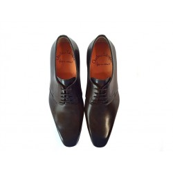 santoni promotions derbies et richelieux Richelieux GeorgesGEORMO - CUIR MUSEUM - MARRON