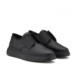 giuseppe zanotti promotions derbies et richelieux Derby DustinGZ H DERBY DUSTIN - CUIR - NOIR