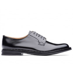 church's promotions derbies et richelieux Derby RebeccaREBECCA - CUIR - NOIR