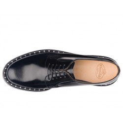 church's derbies & richelieux Derby RebeccaREBECCA - CUIR - NOIR