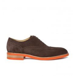paul smith derbies et richelieux Richelieux FremontPS RICH FREMONT - NUBUCK - CHOCO