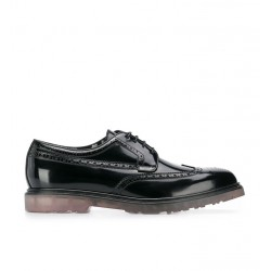 paul smith promotions derbies et richelieux Derby CrispinPS BUCK CRISPIN - CUIR GLACÉ - N