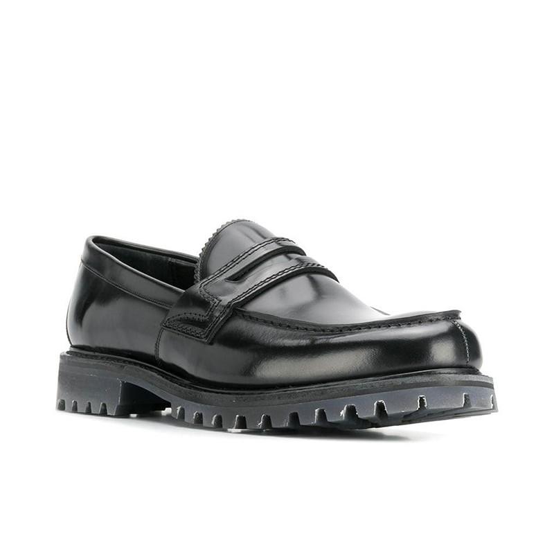 church's mocassins et slippers Mocassins CapstoneCAPSTONE - CUIR POLISH BINDER -