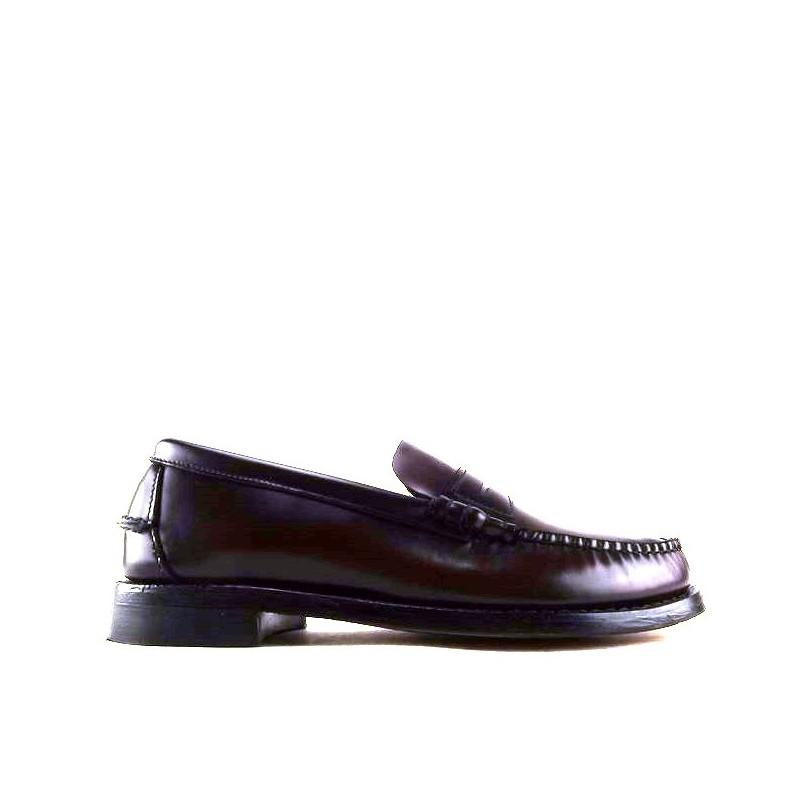 sebago mocassins et slippers Mocassins ClassicCLASSIC EEE - CUIR - BORDEAUX