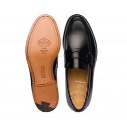 church's mocassins et slippers Mocassins DarwinDARWIN - CALF - NOIR