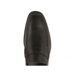 tod's mocassins et slippers MocassinsRIALTO2 - CUIR - NOIR