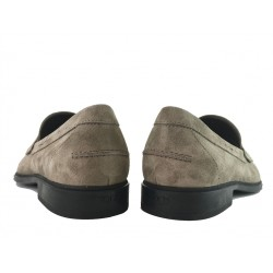 tod's mocassins et slippers MocassinsRIALTO2 - NUBUCK - TAUPE